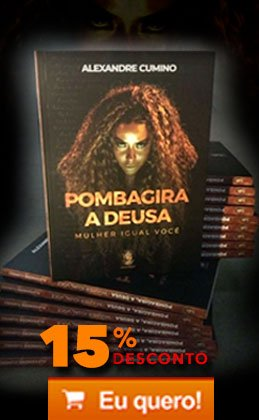 POMBAGIRA A DEUSA - LATERAL