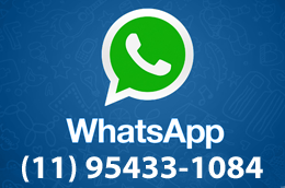 Atendimento ao cliente via WhatsApp ;)