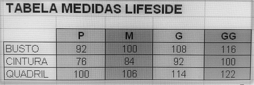 Medidas Lifeside