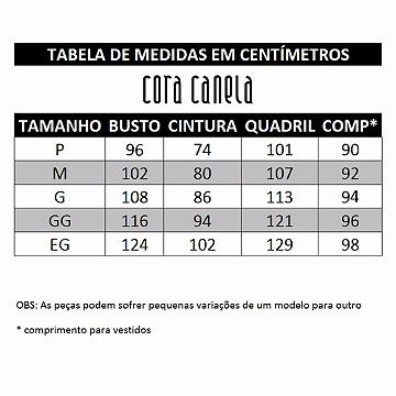 Medidas Cora Canela