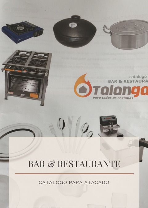 catalogo BAR & RESTAURANTE