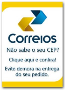 Busca CEP Correios