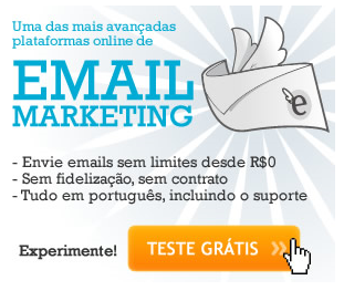 Plataforma de E-mail Marketing