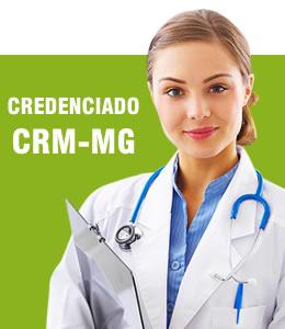 Credenciado CRM-MG