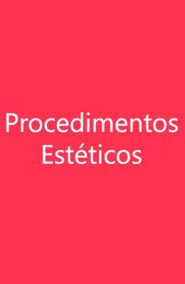 Procedimentos Estéticos