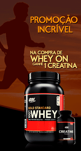 Whey ON+1 Creatina ON