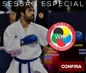 Sessão especial WKF World Karate Federation