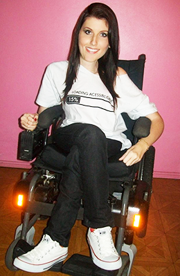Galeria Cadeirantes Style