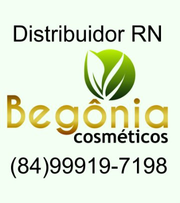 Distribuidor Begonia Cosmeticos RN