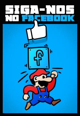 Siga-nos Mario
