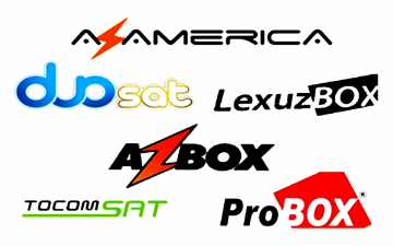 As melhores marcas você só encontra aqui DECOSAT