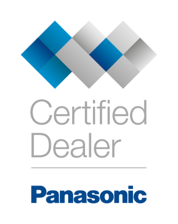 CERTIFIED DEALER PANASONIC