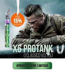 Vape X6 Protank