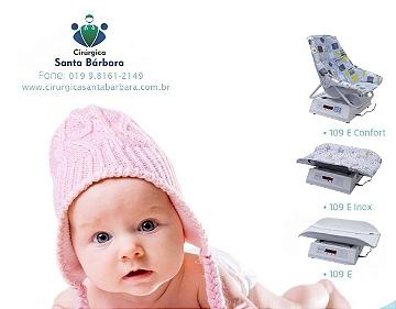 Balanças Pediatricas