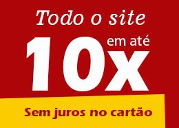 10x sem juros - lateral