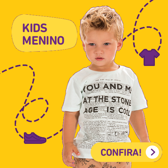 Babi Kids - banner Lateral - Moda Infantil Masculina