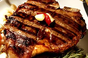 2- carne grelhada