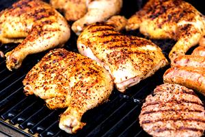 4- cortes de frango