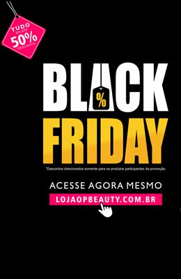 Black Friday lateral