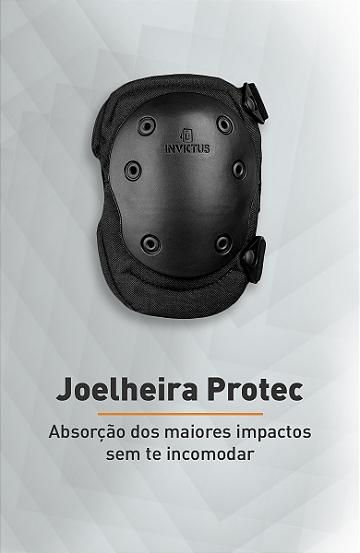 Banner - Joelheira Protec - Invictus