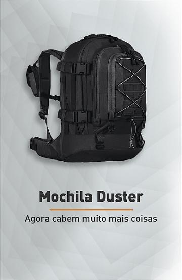 Banner - Mochila Duster - Invictus