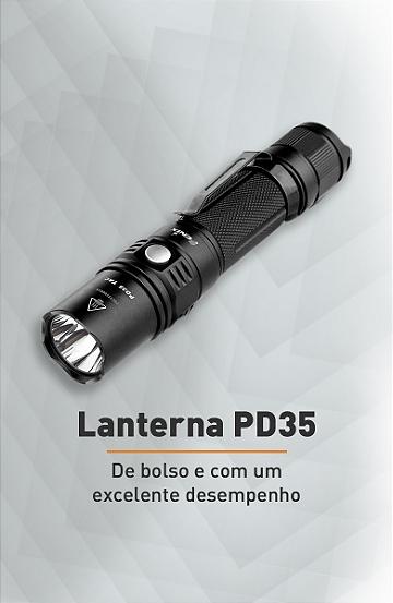 Banner - Lanterna PD35