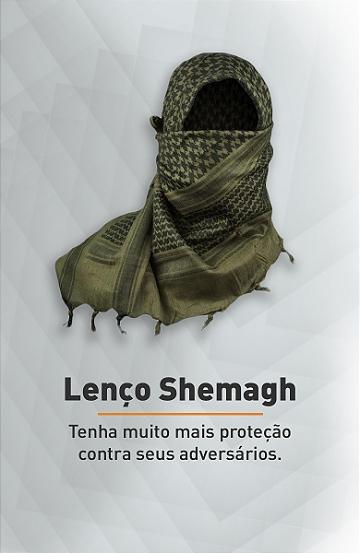 Banner - Lenço Tático Shemagh