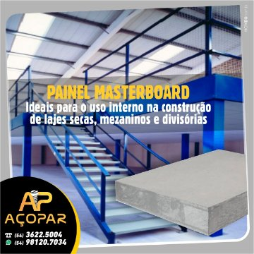 PAINEL MASTERBOARD