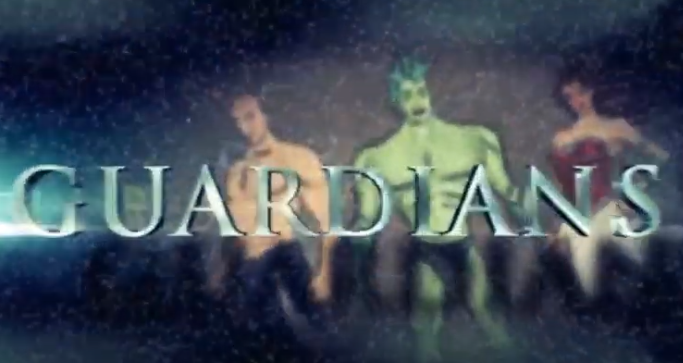 Trailer Guardiãns Of The Planets
