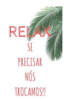 Relax - se precisar nós trocamos =)
