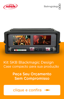 Kit SKB Blackmagic Design