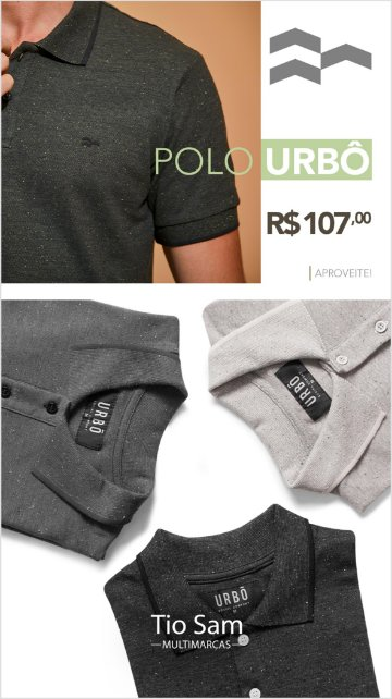 Banner Lateral - Polo Urbô