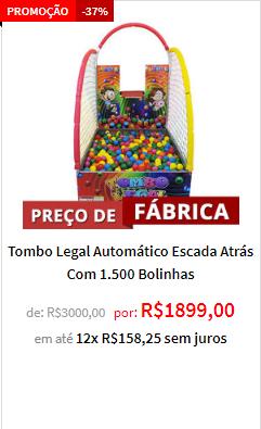Tombo legal 3