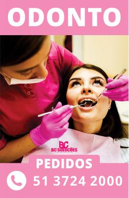 Odontologia é na BC Soluções