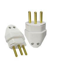 Elétrica - Plugs e Pinos