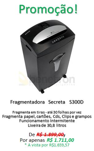 Mini-Banner-Fragmentadora S300D