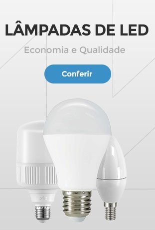 Lateral Lâmpada de Led