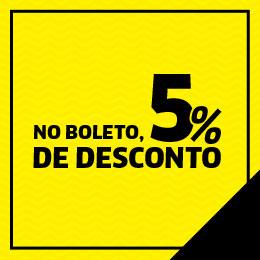 5% Desconto