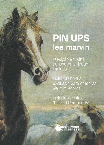 Pin Ups - Lee Marvin (Vinil)