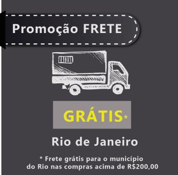 Banner Frete Gratis RJ -cidade