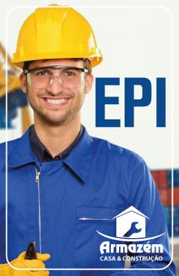 EPI Equipamento de Protecao Individual Lateral