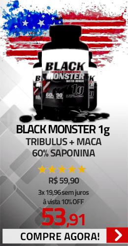 TRIBULUS BLACK MONSTER