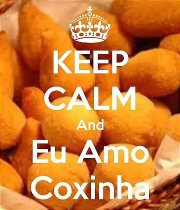 Amo coxinha