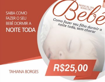 Manual do Sono do Bebê