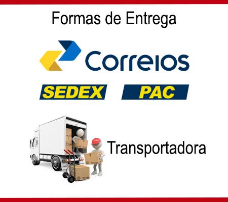 Formas de entrega