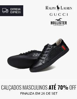 Especial Calçados Masculino