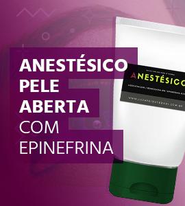 Anestésico pele Aberta