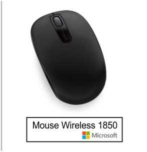 Mouse Microsoft Wireless 1850 1