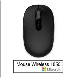 Mouse Microsoft Wireless 1850 2