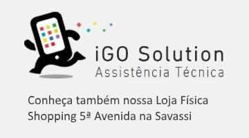 iGO Solution Assistência Técnica